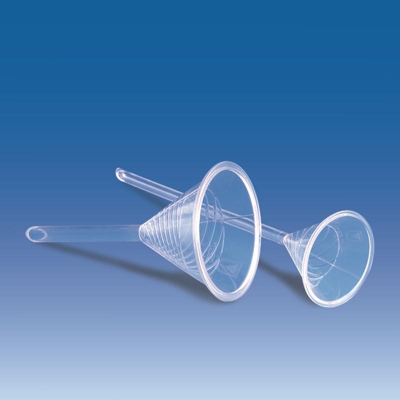 Nálevka žebrovaná PMP, průměr 50 mm