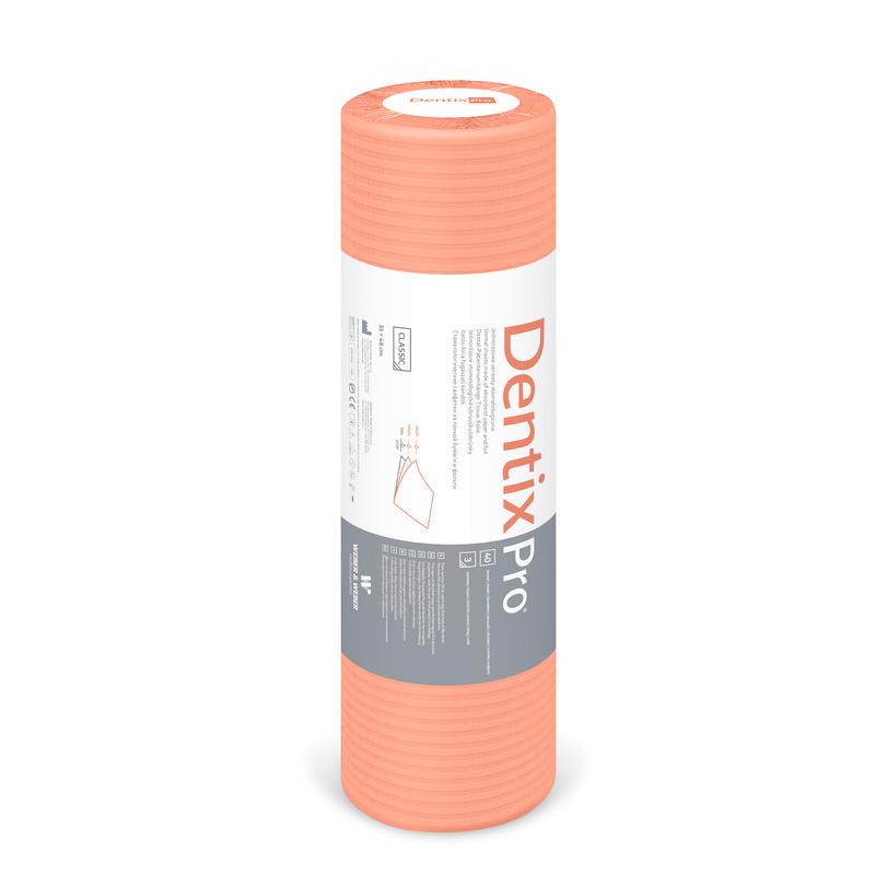 DentixPro (ubrousky 33×48 v roli) - meruňková