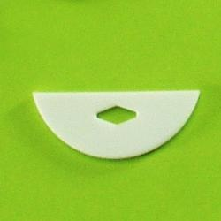 PTFE výměnný břit pro míchací hřídel, 65×25