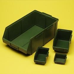 Skladový zásobník PP, 105 × 160 × 75 mm