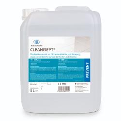 Dezinfekční koncentrát Cleanisept - 5000 ml