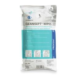 Cleanisept Wipes - pouze ubrousky