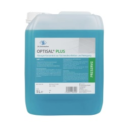 Dezinfekční koncentrát Optisal PLUS - 5000 ml