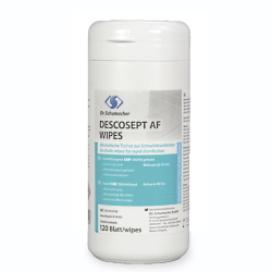 Descosept AF Wipes - box s ubrousky