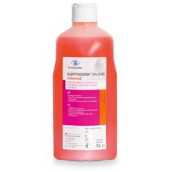 Dezinfekce před zákroky Aseptoderm CHG/R, 1000 ml