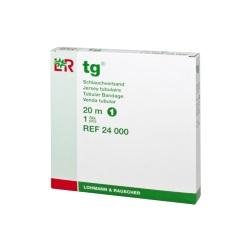 TG: tubulární obvaz, 20 m / velikost 1 (1,4 cm)