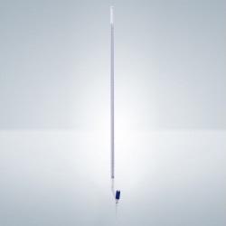 Byreta postr. B, modrý Schellbach, ventil, 10 ml