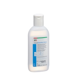 Handdisinfect blue - 100 ml