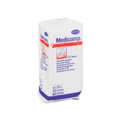 Medicomp nesterilní, 5 x 5 cm (bal 100 ks)