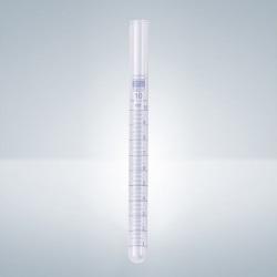 Zkumavka 10 ml, 14×170, s hubičkou, sklo, 10:0,1