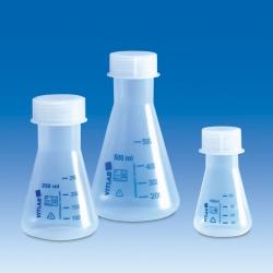 Erlenmayerova baňka PP, 50 ml