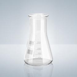 Baňka Erlenmeyer BORO-3.3, ŠH, 100 ml