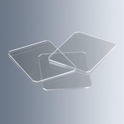 Sklo krycí pro počítací komůrky 20×26 mm (5×2 ks)