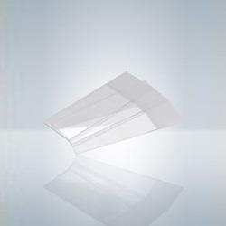 Podložní sklo 76×26, broušené, matované (50 ks)