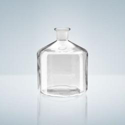 Láhev skleněná s NZ (pro automat. byrety), 2000 ml