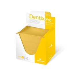 DentixPro (ubrousky 33×48 v boxu) - žlutá
