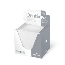 DentixPro (ubrousky 33×48 v boxu) - bílá