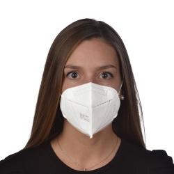 Respirátor KADI bez výdechového ventilu (FFP2)