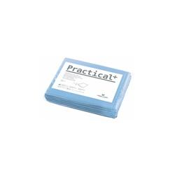Practical (prostěradlo 77×210) - modrá