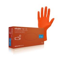 NITRYLEX High risk, 100 ks, XL (9-10)