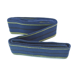 KTG / fetální pás (4×120 cm, modrý, suchý zip)