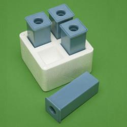 Chladící obal pro zkumavku 16 × 100