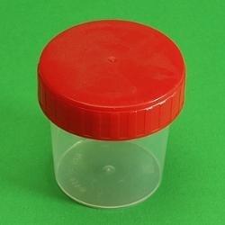 Nádobka PP, 180 ml, STERIL