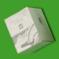 Nádobka PP, 180 ml, štítek, sáček+krabička, STERIL