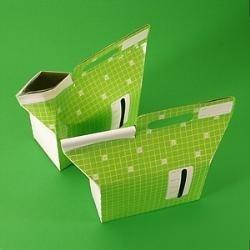 24-h kontejner na moč - papír s fólií, 2500 ml