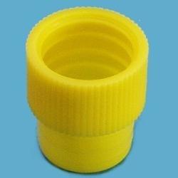 Tlakový uzávěr 16 mm (1000 ks) - žlutý