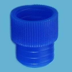 Tlakový uzávěr 16 mm (1000 ks) - modrý