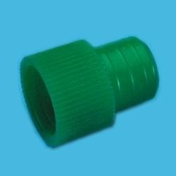 Tlakový uzávěr 12 mm (1000 ks) - zelený
