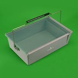 Přenosný box pro nádobky na vzorky