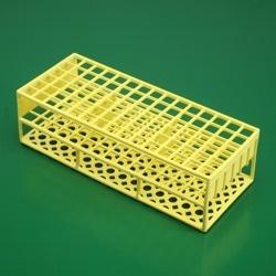 Stojánek autokláv., žlutý, (90 zkum. prům.13 mm)