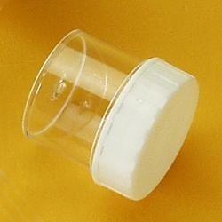 Nádobka PS, šroubovací víčko, 15 ml