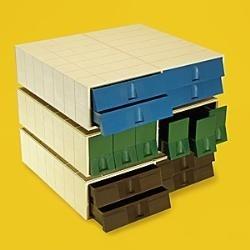 Kartotéka - 4x900 diapozitivů