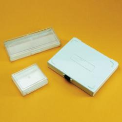 Kazeta na mikroskopická skla (100 pozic)