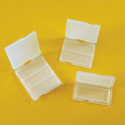 Krabička na 3 mikroskopická skla