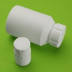 PTFE lahev 10 ml, 26×50 mm, hrdlo 12 mm