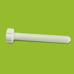 Zkumavka 8 ml, 12×105, PTFE, šroubovací uzávěr