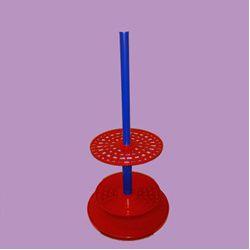 Otočný stojan pro dělené/nedělené pipety