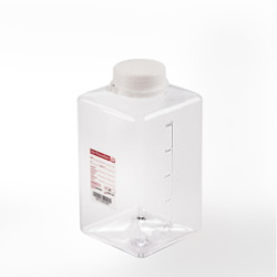 Láhev PET 1000 ml, STERIL +Thiosíran