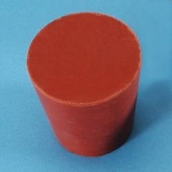 Kónický uzávěr (guma) 26×19×28 mm