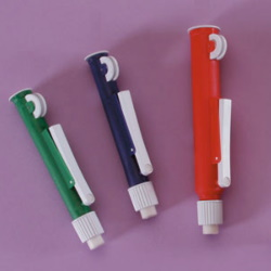 Pístový nástavec pro pipety 1 a 2 ml