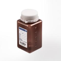 Hnědá láhev PP 250 ml, STERIL