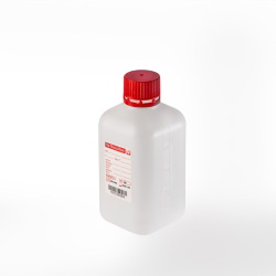 Láhev PE 500 ml, STERIL +Thiosíran