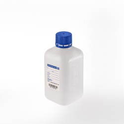Láhev PE 500 ml, STERIL